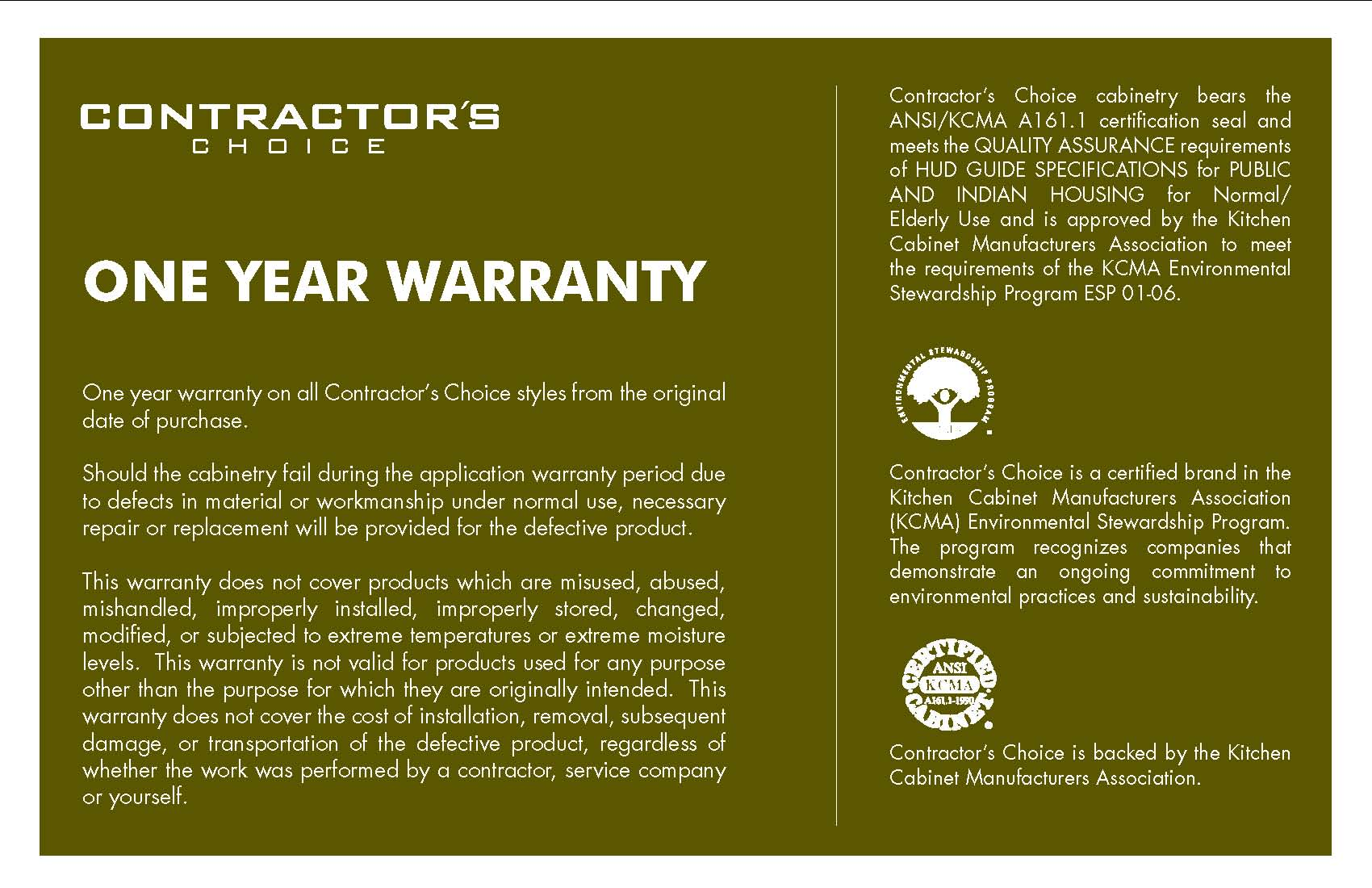 wolf contractors choice